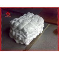 Wholesale Ring Twist Type 100% Polyester Spun Yarn Hank For Knitting Knotless Hairless from china suppliers