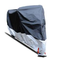 China 190T Polyester Anti-Thelf Motorcycle Cover on sale