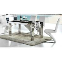 Wholesale dining table, dining set, marble table, glass table, dining chairs, #6002 from china suppliers