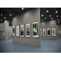 Wholesale Modern Gallery Or Exhibition Partition Walls 500 / 1200 mm Width from china suppliers