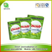 Wholesale high quality box packed laundry detergent soap powder from china suppliers