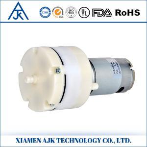 China DC 12V 24V 18LPM Mini Diaphragm Air Vacuum Pump on sale