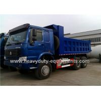Wholesale 6x4 CNTCN Dump Camion Q345 Steel heavy duty dump truck driving 336 hp Euro 2 with warranty from china suppliers