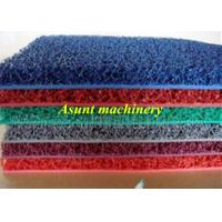 Wholesale High Speed PVC Cushion Plastic Mat Making Machine Conical Twin Screw from china suppliers