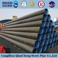 """Buy cheap black hot rolled carbon steel 4"""" schedule 40 mild seamless steel pipe price from wholesalers"""