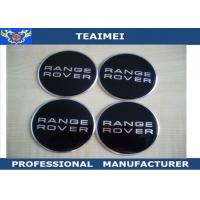 Wholesale Luxury Personalised Wheel Center Cap Stickers For Range Rover / BMW / VW from china suppliers