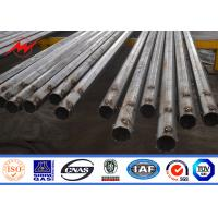 Wholesale Single Arm 15M Galvanized Steel PolePainting for High Way Lighting from china suppliers