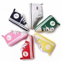 China Wholesale Cheap soft-sole Canvas sport 0-2 years baby Newborn toddler shoes baby on sale