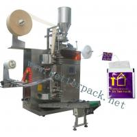 Buy cheap tea bags machine with outer envelope from wholesalers