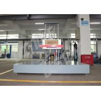 Wholesale ISO Standard Drop Tester For Big Package Testing Drop Height Range 2.54-120cm from china suppliers
