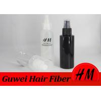 Wholesale Superior Lasting Hair Fiber Hold Spray Hair Building Fiber Liquid Type from china suppliers