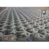 "Wholesale Stainless Steel 321 grade 14gauge X 3/4"" depth Hexmesh Grating for refractory line from china suppliers"