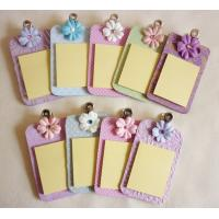 Wholesale mini clipboard crafts | Mini Chipboard Clipboards Post It Notes with Clips from china suppliers