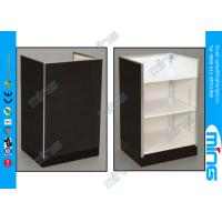 Wholesale Black Half Vision Retail Display Cabinets Stand for Shopping Mall from china suppliers