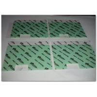 Wholesale green Compressible Thermal Conductive Pad TIF140-15-07S with Ceramic Filled Silicone Rubber 1.5 W / mK, 60shore00 from china suppliers