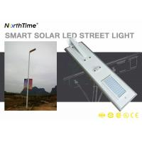 Wholesale 5 Years Warranty High Brightness IP65 Waterproof 50W Solar  LED Street Light from china suppliers