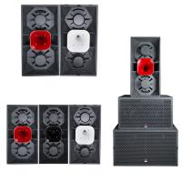 Wholesale Dual 12'' Speaker full range speaker box subwoofer professional power speaker box system from china suppliers