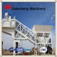 Wholesale 3.8 m Discharging Height Mobile Concrete Batching Plant with 25 m3/h Capacity CE ISO from china suppliers