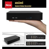 Buy cheap 4CH FULL D1 ECONOMIC STANDALONE DVR with Super mini Size from wholesalers