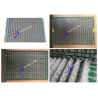 Wholesale FLC2000 Shale Shaker Screen With Durable Quality For Drilling Solids Removal from china suppliers