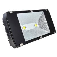 Wholesale 1 - 10V Dimmable LED Tunnel Lights IP65 45Mil Bridgelux COB Black Shell CRI 75 Warm White from china suppliers