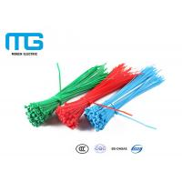 Wholesale Wiring Accessories Self-Locking Nylon Cable Ties With CE, UL Certification from china suppliers