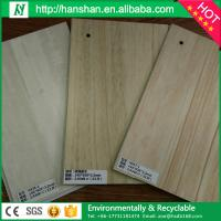 Wholesale Modern Luxury antislip fireproof plastic wood plank flooring/ pvc flooring plank from china suppliers