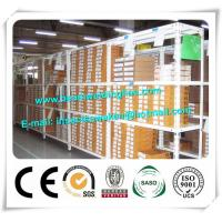 Wholesale Light Duty Shelving Cold Formed Steel Sections , Angle Steel Pallet Racking Syetem from china suppliers