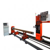 Wholesale steel tubular structure Cnc cutting machine thermostatic high frequency cutter from china suppliers