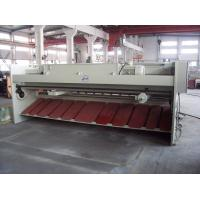 Wholesale Pneumatic plate hydraulic guillotine shearing machine , sheet metal cutting machine from china suppliers