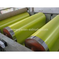Wholesale AF-1000mm PP ribbon film extrusion line, CE certificated, ISO 9001 from china suppliers