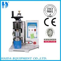 Wholesale Electronic Carton Bursting Tester , Semi-automatic Box Burst Tester / Paper Testing Equipments from china suppliers