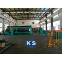 Wholesale Reliable Automatic Gabion Mesh Machine For Making Double Twist Gabion Boxes from china suppliers