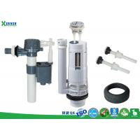 Wholesale WC Cistern Parts With Side Entry Fill Valve And Canister Dual Flush Valve from china suppliers