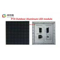 Quality P10 LED Screen Outdoor SMD LED Display 1/4 Scan P10 RGB LED Module for sale