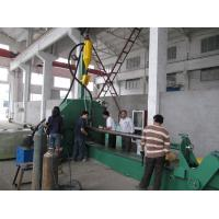 Wholesale 4 KW  AC 16 meters light pole shut-welding machine full automatic from china suppliers