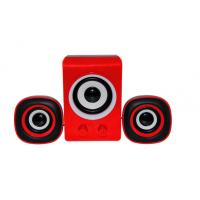 Wholesale 2.1 speaker for MP3/PC/laptop / good quality USB2.1 speaker /subwoofer speaker from china suppliers
