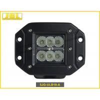 Wholesale Shockproof 18w Cree Led Work Light , Off Road Led Lights For Car Accessories from china suppliers
