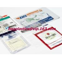 Wholesale postal bags, security bag, deposit bag, coin bags, bank supplies, self seal bag, adhensive from china suppliers