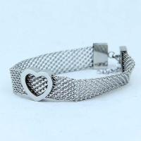Wholesale High Quality Stainless Steel Fashion Mane's Women's Bracelet LBS151 from china suppliers