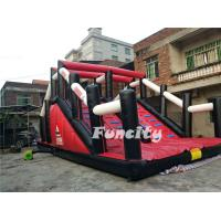 Wholesale CE Approved Gym Inflatable 5k Obstacle Course With Two Years Warranty from china suppliers