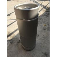 Wholesale stainless steel beer keg with micro matic sankey spears from china suppliers