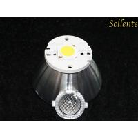 Wholesale Poly Carbonate LED Reflector Cup , COB LED Reflector  For Led Track Lighting from china suppliers