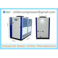 Quality 5HP 10HP 20HP 30HP R404A R407c Copeland Compressor Brewery Air Cooled Glycol Chiller for sale