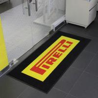 Wholesale 2016 HOT sale OEM logo door mat from china suppliers