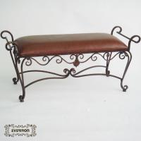 Wholesale metal bed chair art bed stool custom Bedbeach from china suppliers