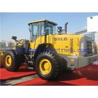 Wholesale SDLG wheel loader L956F FOPS and ROPS cabin and rock bucket 3.0m3 from china suppliers