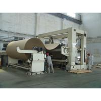 Wholesale Rewinding Machine in paper making machine/overfeed or bottom-feed Frame type Rewinding/ Accept customization from china suppliers
