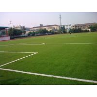 Wholesale Landscaping Synthetic Soccer Grass 9000dtex , 25mm Artificial Grass Turf from china suppliers