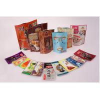 Wholesale Stand Up Mylar Zipper Food Packaging Pouch Heat Seal User - friendly from china suppliers